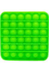 Pop It Cuadrado Verde