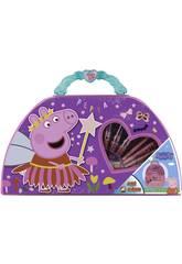 Peppa Pig 50 pièces mallette artistique Cefa Toys 21864