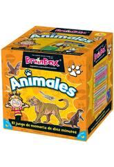Brainbox Animales Asmodee TGG13403