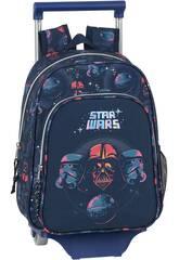 Sac à dos avec trolley Star Wars Death Star Safta 612001020