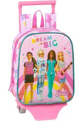 Mochila con Carro Guardería Barbie Dream So Big Safta 612010280
