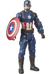 Avengers Figura Titan Hero Capitán América Hasbro F1342