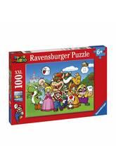 XXL Super Mario Puzzle 100 Pièces Ravensburguer 12992