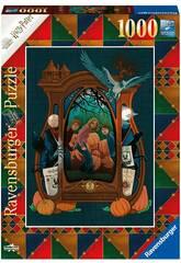 Casse-tête Harry Potter Book Edition 1,000 pièces Ravensburger 16517