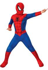 Disfarce Menino Spiderman Classic T-S Rubies 702072-S