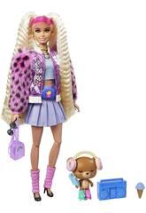 Barbie Extra Blonde Queues de cheval Mattel GYJ77