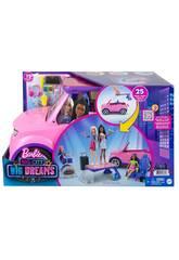 Barbie Big City Big Dreams Voiture Musicale Mattel GYJ25