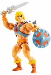 Masters Del Universo Figura He-Man Mattel HGH44