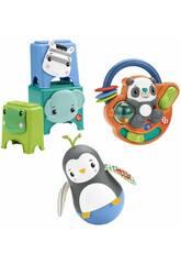 Fisher Price Kit Mani Mattel HFJ93