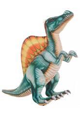 Peluche Dinosaurio Cresta 36 cm. Creaciones Llopis 46858
