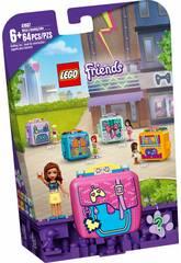 Lego Friends Olivia's Gamer Cube 41667