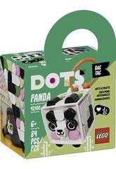 Lego Dots Adorno para Mochila Panda 41930