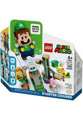 Lego Super Mario Pack Inicial: Aventuras con Luigi 71387