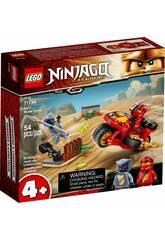Lego Ninjago Motorcycle Slasher de Kai Lego 71734
