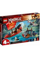Lego Ninjago Ninja Assault Ship Final Flight Lego 71479