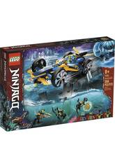 Lego Ninjago Ninja Amphibious Submarine (sous-marin amphibie) 71752