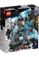 Lego Marvel Iron Man: il caos di Iron Monger 76190