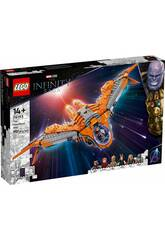 Lego Marvel Guardians Ship 76193