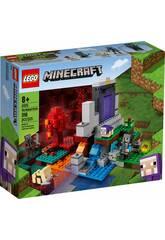 Lego Minecraft El Portal en Ruinas 21172