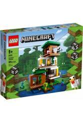 Lego Minecraft Modern Treehouse 21174