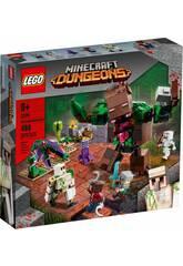 Lego Minecraft Dungeons La Abominación de la Selva 21176