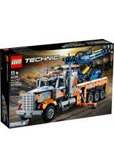 Lego Technic Dépanneuse à gros tonnage 42128