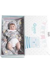 Puppe Reborn Santi 46 cm. Guca 10210