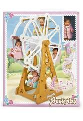 Barriguitas Noria Con Figura De Bebé Famosa 700016655