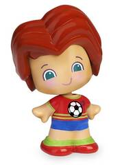 My First PinyPon Figure Football Player Professions Famosa 700016627