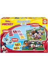 Super Pack Mickey And Friends Educa 19099
