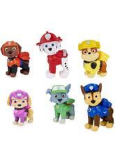 Paw Patrol The Movie Pack 6 Minifiguras Bizak 6192 7707