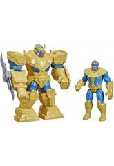 Avengers Mech Strike Infinity Thanos Figure Hasbro F0264