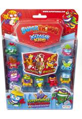 Superthings Kazoom Kids Blister 10 Magic Box Figures PST8B016IN00