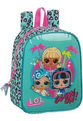 Safta 612047232 Safta LOL Surprise Spring Fling Daycare Backpack 612047232