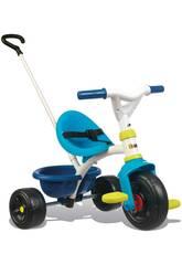 Triciclo Be Fun Blu Smoby 740323