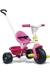 Triciclo Be Fun Rosa Smoby 740322
