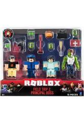 Roblox Multipack Field Trip Z Principal Boss Toy Partner ROB0494
