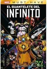 El Guantelete del Infinito Marvel Must Have Panini