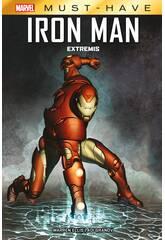 Iron Man Extremis Marvel Must Have Panini