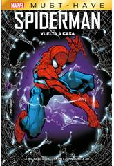 The Amazing Spider-Man Back Home Marvel Must Have Panini 9788413348537