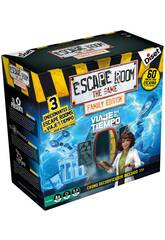 Escape Room Family Edition Time Travel Diset 62333