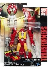 Transformers Generations Deluxe Titan