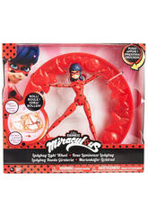 Miracolous LadyBug Light Wheel