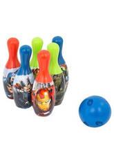 Jeu de Quilles Bowling The Avengers