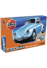 Quick Build Coche VW Beetle