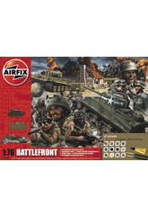 Diorama Faca à la bataille