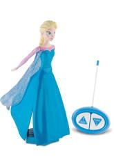 IMC Toys Frozen Elsa Pattinatrice