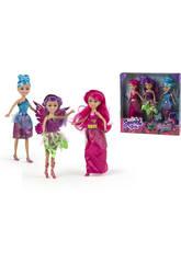Sparkle Girlz Fata Volante Pack 3 Bambole
