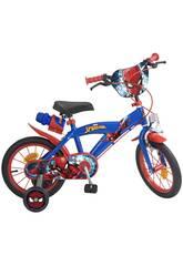 Bicyclette Spiderman 14