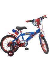 Bicyclette Spiderman 16